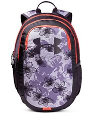 NEW Under Armour UA Storm Scrimmage Laptop Backpack Brasilia Stakes Purple Crest