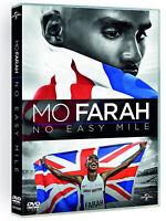No Easy Mile MO Farah Usain Perno Sebastian Coe Universal GB 2016 DVD Nuevo