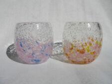Ryukyu Bubble Glass (Handmade in Okinawa)