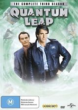 Quantum Leap : Season 3 (DVD, 2013, 6-Disc Set)