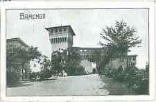 CARTOLINA d'Epoca NOVARA provincia : Barengo 1915
