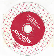 CIRCLE - PHONOGRAPHY / LEAVING THE PARADE - CD promo Reflections RFL041 Customs
