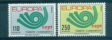 EUROPA CEPT - TURKEY 1973 Posthorn