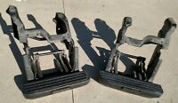 2009-2020 Pair of OEM Ford F150 Retractable Bed Side Step FomoCo F-150 w/ Frames