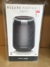 New Sealed Harman Kardon Allure Portable Portable Alexa Voice Activated Speaker
