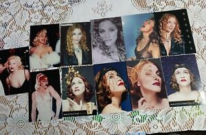 Madonna Postcards And Photos, Ray Of Light, Max Factor, 1990s.