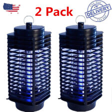 Electric Mosquito Killer Lamp Led Bug Zapper Anti Mosquito Killer Lamp Insect Trap Lamp Killer Home Living Room Pest Control Ture 100% Guarantee Security & Protection Access Control