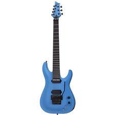 Schecter Keith Merrow KM-7 FR S Lambo Blue LBLU B-STOCK 7-String Guitar KM7 KM 7