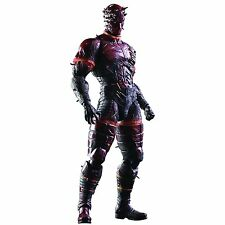 Square Enix Metal Gear Solid V Phantom Pain Man on Fire Play Arts Kai Action Fig