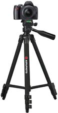 "50"" Pro AGFAPHOTO Tripod With Case For Olympus SP-610UZ SP-620UZ SP-810UZ"