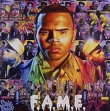 F.a.M.E. (Standard Version) von Brown,Chris | CD | Zustand gut