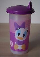 Tupperware Disney Baby Daisy Duck Big Bell Tumbler Sippy Sipper Seal 10oz New