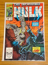 INCREDIBLE HULK #368 VOL1 MARVEL COMICS SAM KEITH APRIL 1990