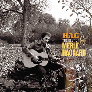 Hag: The Best of Merle Haggard (CD) • NEW • Greatest Hits
