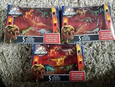 Jurassic World Legacy Collection 15 Mini Attack Dinos -New
