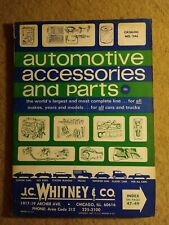 J.C. Whitney Automotive Parts and Accessories Catalog No. 246 (242 pg)