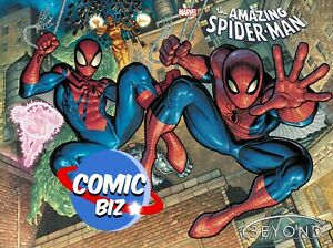 AMAZING SPIDER-MAN #75 (2021) 1ST PRINT ADAMS MAIN COVER MARVEL COMICS