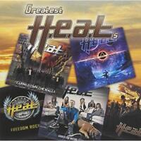 H.E.A.T ( HEAT ) GREATEST H.E.A.TS-Japan 2 CD SET 2018