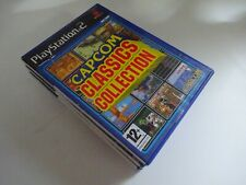 Capcom Classics Collection (Play Station 2, 2004) Disc ist EX, keine manuelle Werbeantwort