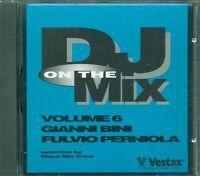 Dj On The Mix Volume 6 - Gianni Bini/Fulvio Perniola Flying Records Cd Perfetto