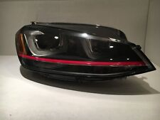 14 15 Volkswagen Golf GTI XENON HID LED Headlight with AFS OEM