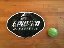 Mini Basketball Hoop Over-The-Door Basketball Backboard With Ball & Net Sports