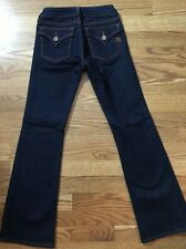 Miss Me Jeans Girls Size 10 Bootcut 28 Inseam