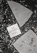 1940/63 Vintage 16x20 CEMETERY PATH Archangel Uriel South Carolina ~ ANSEL ADAMS