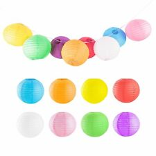 "12 Pack of 16"" 18"" 20"" Paper Lantern Chinese Decoration Wedding Party"