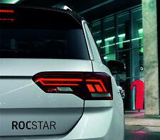 ROCStar Aufkleber Sticker passend für VW T-ROC Styling Design Autoaufkleber
