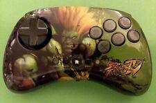PlayStation 3 Street Fighter IV Madcatz Wireless Fightpad Controller RARE GD f/s
