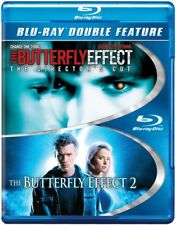The Butterfly Effect / The Butterfly Effect 2 [New Blu-ray] 2 Pack