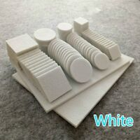 96x Self Adhesive Furniture Chair Mat Felt Home Floor Protector Anti-Scratch Kit