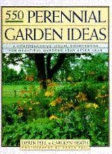 550 Perennial Garden Ideas : A Comprehensive Visual Sourcebook Beautiful Gardens