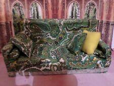 RETRO GROOVY SOFA for Integrity/Fashion Royalty or similar size dolls. FAR OUT!