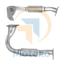 Front Pipe MAZDA 121 1.3i 16v (B3) 2/91-12/95