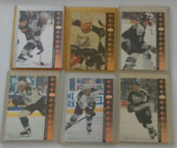 1994-95 Upper Deck UD SP Inserts Lightning Team Set 6 Hockey Cards