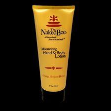 The Naked Bee Orange Blossom Honey Hand & Body Lotion 6.7 oz  Large Size USA