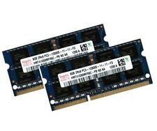 Hynix 2x 8gb 16gb di RAM ddr3 1600 MHz 204pin DIMM PER NOTEBOOK pc3-12800s memoria