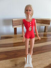 Vtg 1165 Stacey OSS peek-a-boo TNT Mod Era Barbie Doll Rooted Eyelashes