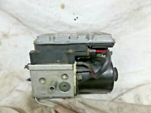 99 1999 Isuzu Rodeo ABS Pump Anti Lock Brake Module Assembly Part 897263884
