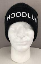 Hoodlum Port Authority Men's Beanie Hat Black