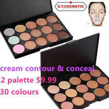 cream contour highlight conceal palette two for $9.99 free shipping melbourne