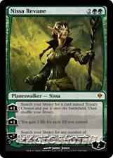 NISSA REVANE Zendikar MTG Green Planeswalker Elf MYTHIC RARE