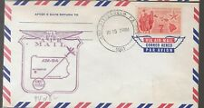 1961 FFC  Cover AM94 Pittsburgh Pa