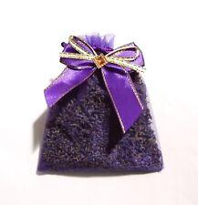 Purple Ribbon Certified Organic English Lavender Potpourri Bag 15g