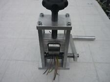 Kabelschälmaschine - Quetsche