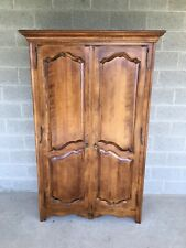 ETHAN ALLEN COUNTRY FRENCH ARMOIRE - MODEL (26-5315) FINISH (236)