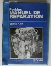 PERKINS Moteurs Series 4.236 manuel de reparation 1982 - HS5006001018