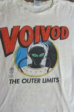 Voivod - The Outer Limits T Shirt Men Gildan SHort Sleeve S-3XL